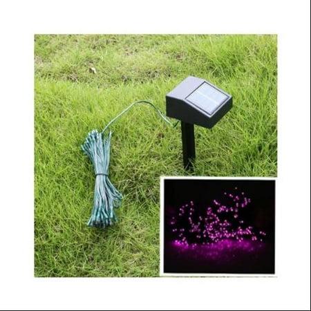 AGPtek Solar Power Best Outdoor String Party Lights Garden Festival 55ft 100