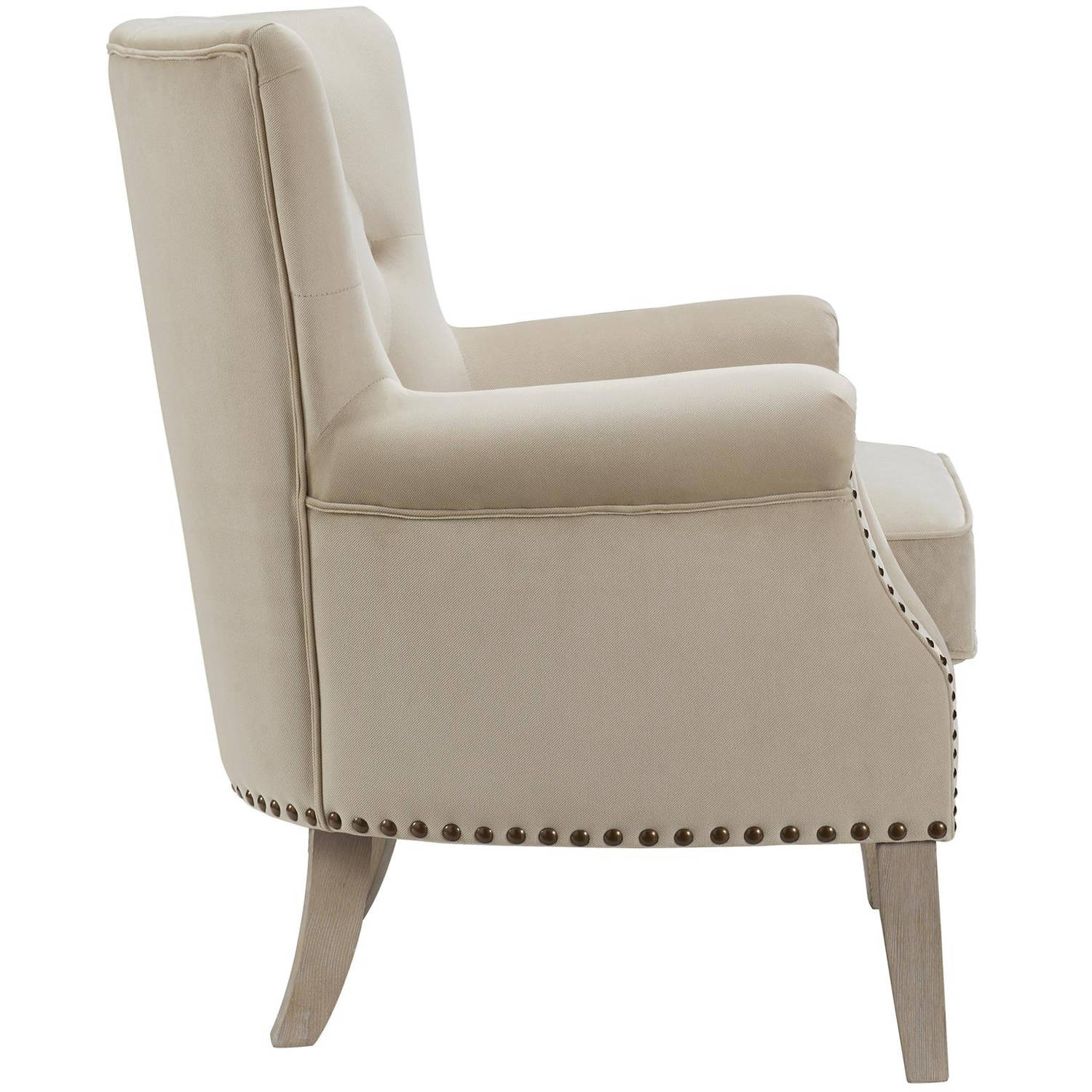 Better Homes and Gardens Rolled Arm Accent Chair, Multiple Colors - Walmart.com