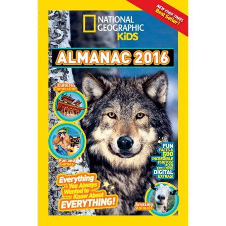 National Geographic Kidsalmanac 2016