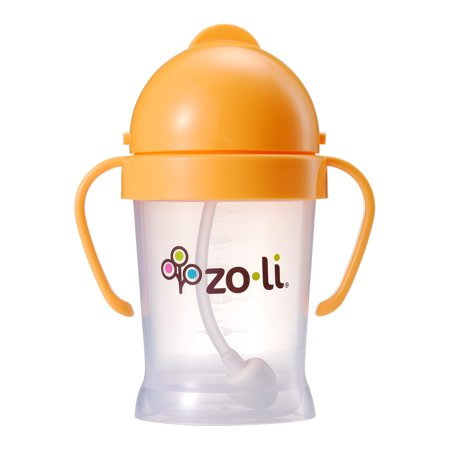 ZoLi BOT 6 oz Straw Sippy Cup