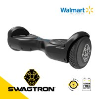 SWAGTRON Swagboard HERO Hoverboard, Dual 250W High-Torque Motors + Automatic Self-Balancing, UL2272-Compliant Lithium-Free Battery with SentryShield Quantum Protection