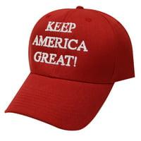 939753b9aa95c Product Image City Hunter C901v Keep America Great ! Velcro Baseball Cap Red