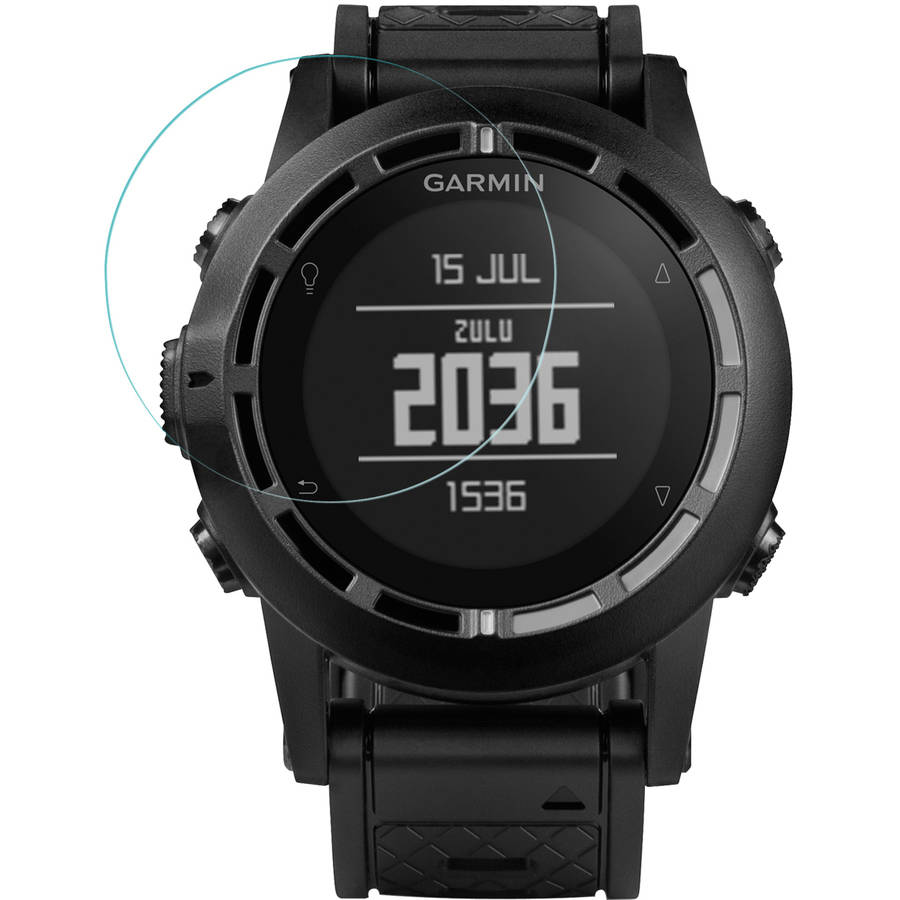 BoxWave ClearTouch Glass 9H Tempered Glass Screen Protection for Garmin Tactix