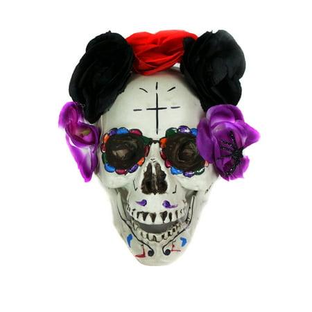 Madame De La Cruz Skull - La Mejor Broma De Halloween