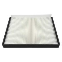 baldwin filters pa4404 air filter, 8-1/32 x 3/4 in.