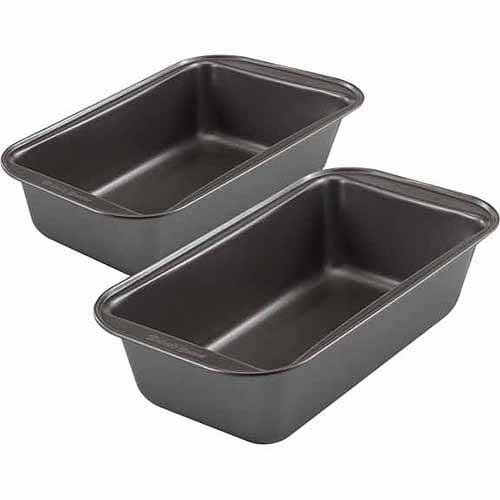 Baker S Secret Essentials 2 Piece Medium Loaf Pan Value