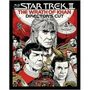 Star Trek II: The Wrath of Khan (Blu-ray) by