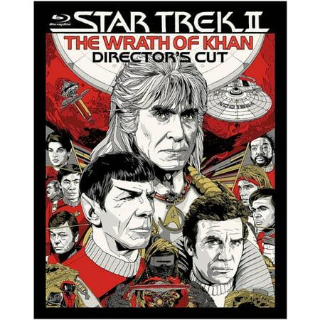 Star Trek Ii  The Wrath Of Khan  Blu Ray