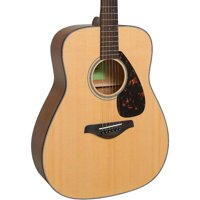 Yamaha FG800 Folk Acoustic Guitar Natural