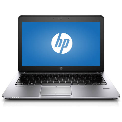 "HP Carbon 12.5"" EliteBook 725 G2 P0B93UT Laptop PC with AMD A10 Pro-7350B Processor, 4GB Memory, touch screen, 180GB Solid State Drive and Windows 10 Professional"