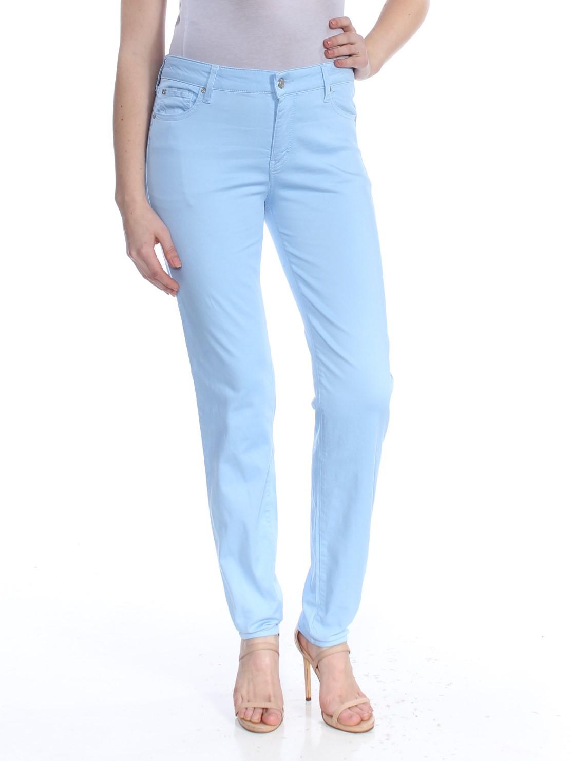 CELEBRITY PINK Womens Light Blue Skinny Pants Juniors  Size: 11