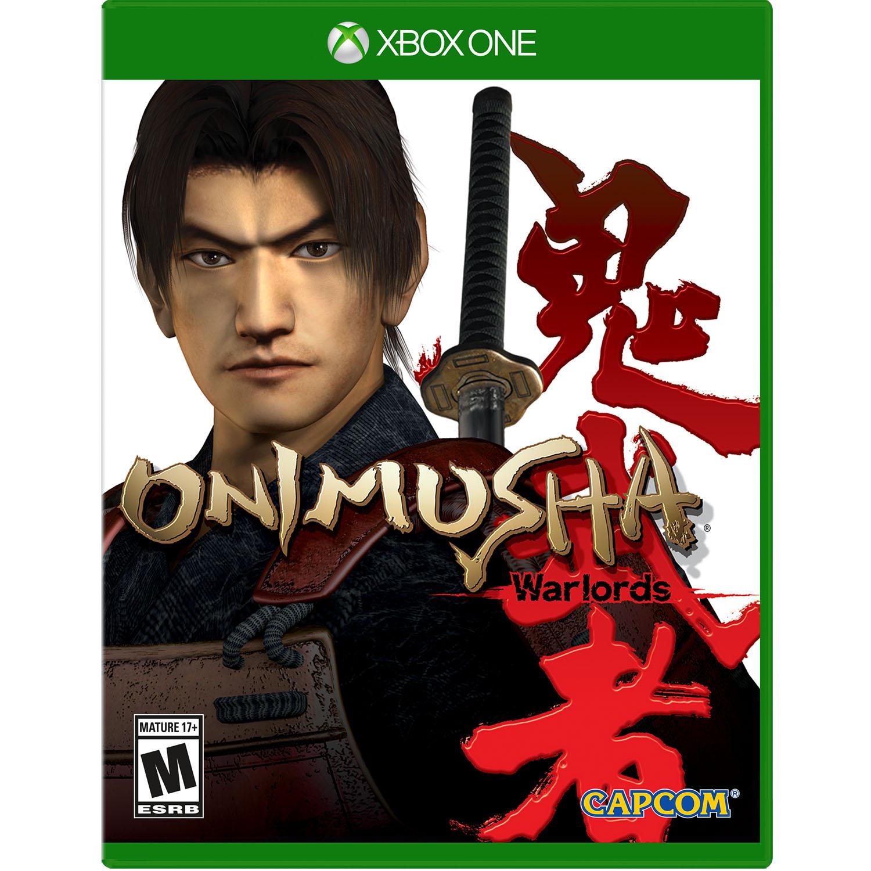 Onimusha: Warlords, Capcom, Xbox One, 013388550371