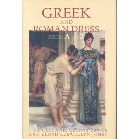 Greek and Roman Dress from A to Z - Roman Dresses