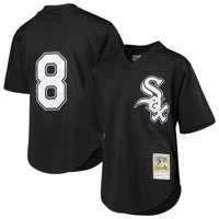 2fbd98398de Product Image Bo Jackson Chicago White Sox Mitchell   Ness Youth Cooperstown  Collection Mesh Batting Practice Jersey -