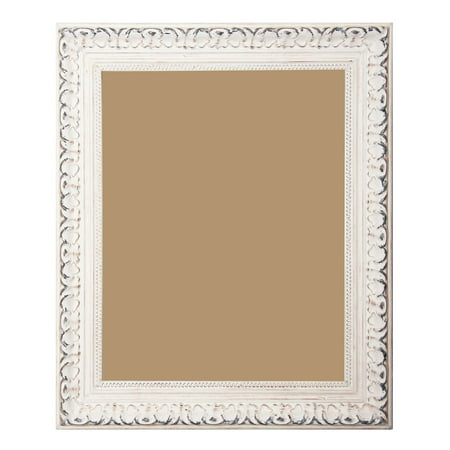 Rayne Mirrors French Victorian White Frame