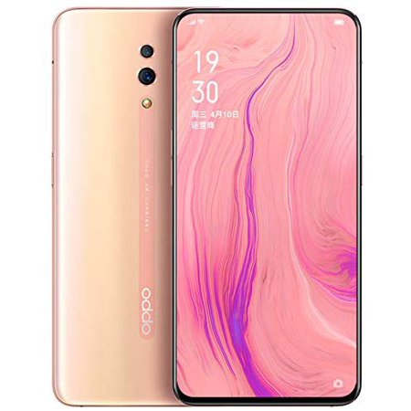 Oppo Reno 256GB 6GB GSM Only, No CDMA (Pink)
