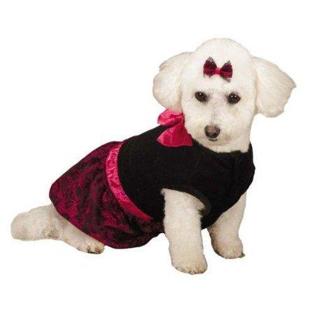Zack & Zoey UM6818 08 17 HC Lace Print Dress XXS Blk (Zoey Lace)