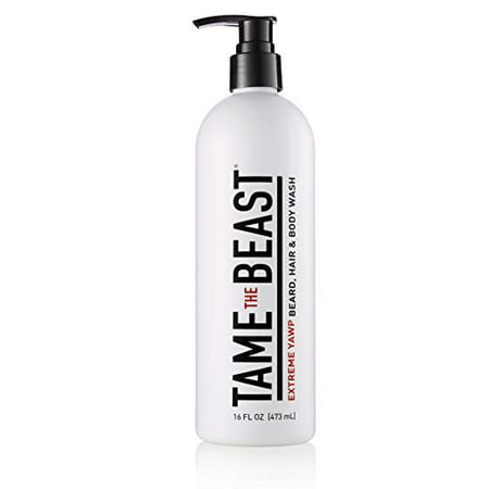 Tame The Beast Hair & Body Wash 16 oz Extreme Yawp](Beauty And The Beast Bridal Shower)