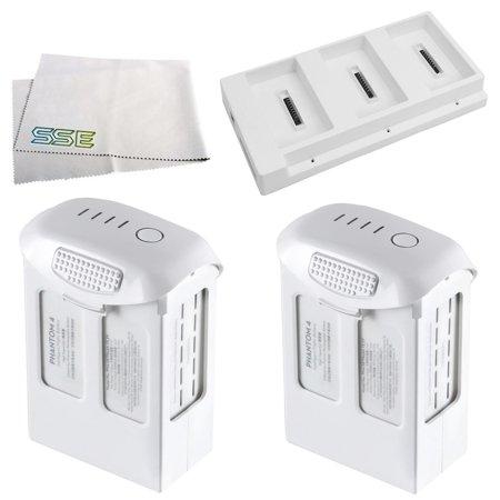 Essential Power Accessory Kit for DJI Phantom 4