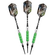 Viper Sure Grip Soft Tip Darts Green 18 Grams