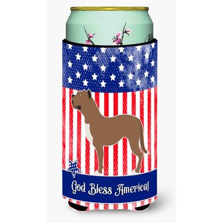 Perro de Presa Canario American Tall Boy Beverage Insulator Hugger