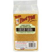 Bob's Red Mill Irish Soda Bread Mix, 24 oz (Pack of 4)