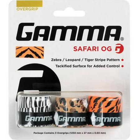GAMMA Sports Safari Tennis Overgrip ()