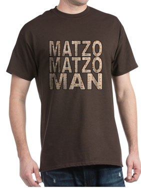 acbe0168de2b9 Product Image CafePress - Matzo Matzo Man Dark T Shirt - 100% Cotton T-Shirt