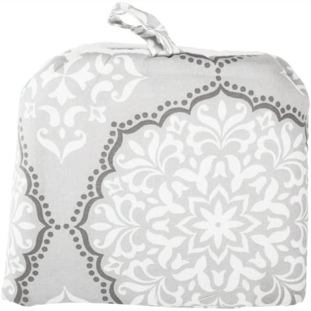 Mainstays™ Deluxe Gray Medallion Ironing Board Cover & Pad