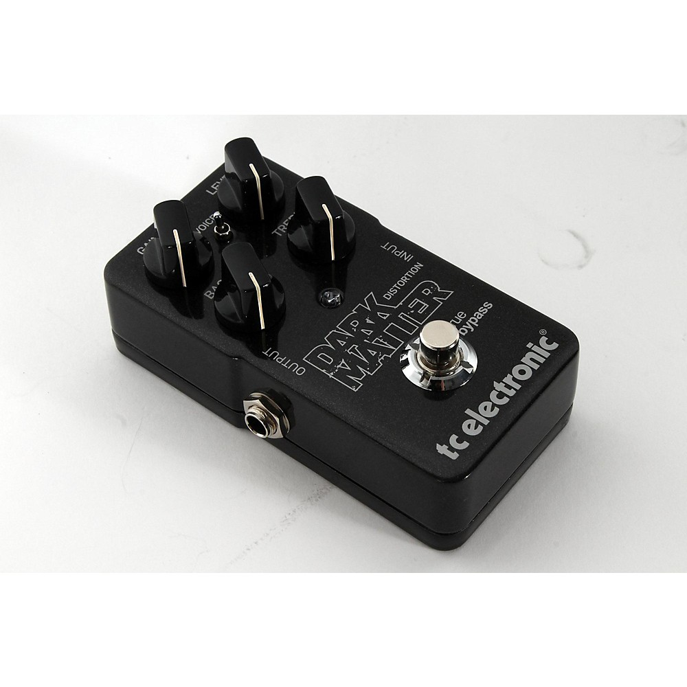 TC Electronic Dark Matter Distortion Guitar Effects Pedal Level 2  888365981901