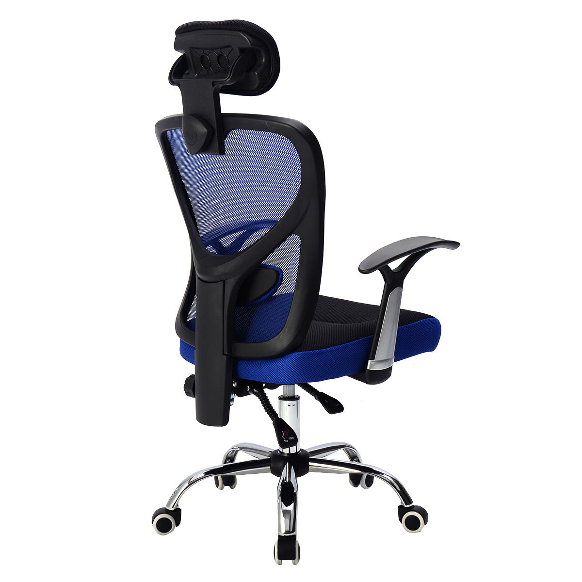 New Office Mesh Chair Executive Lift 360° Computer Desk High Back With Head Rest