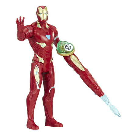 Marvel Avengers: Infinity War Iron Man with Infinity Stone - Iron Man Baby