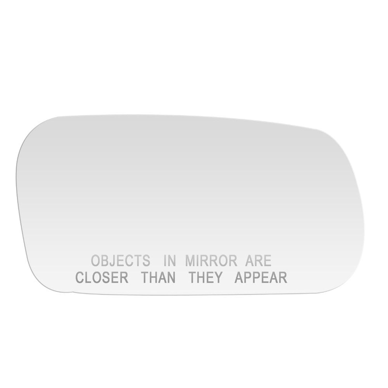 Passenger Side Power Non-Heated Replacement Mirror MI-2224