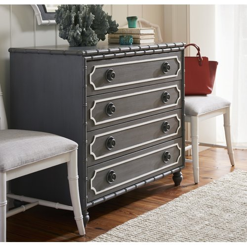 Bayou Breeze Viet Bamboo Hall Accent Chest