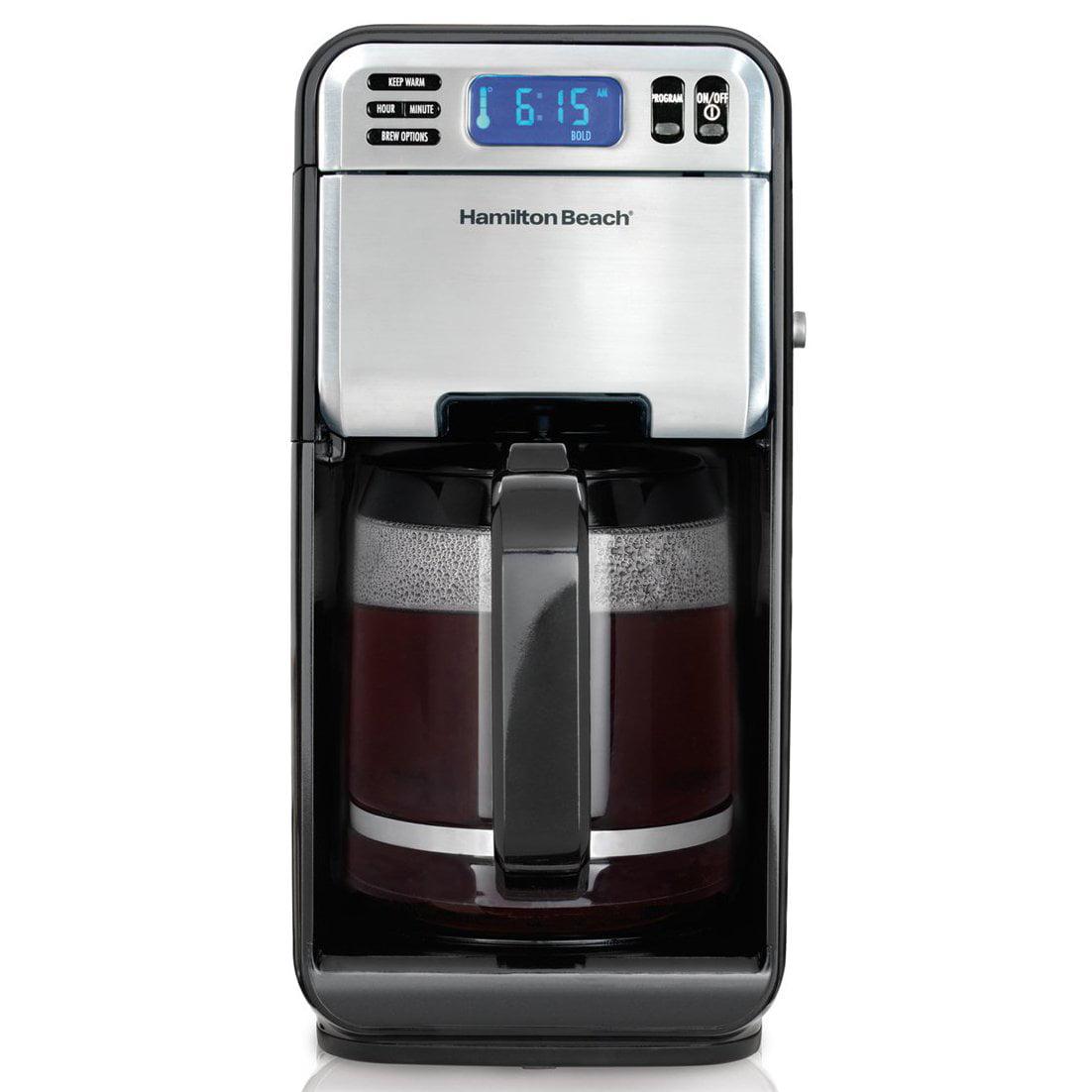 Hamilton Beach 12 Cup Digital Coffeemaker   Model# 46201