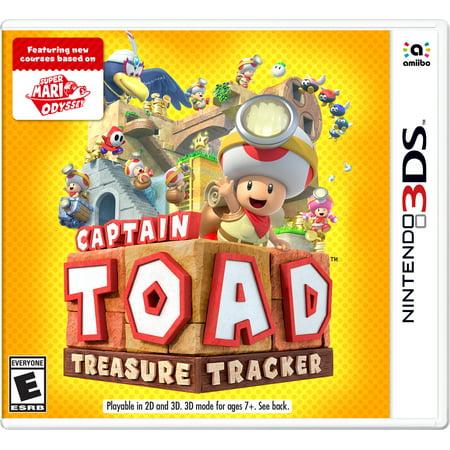 Captain Toad: Treasure Tracker, Nintendo, Nintendo 3DS, 045496745103 (Nintendo Toad Costume)