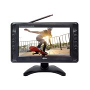 """Best Rv Tvs - Portable TV 10"""" Battery Powered Widescreen LCD Small Review"""