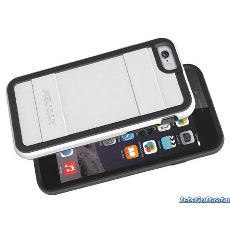 Pelican Protector Case iPhone 6 6s White Black Pelican Black Micro Case