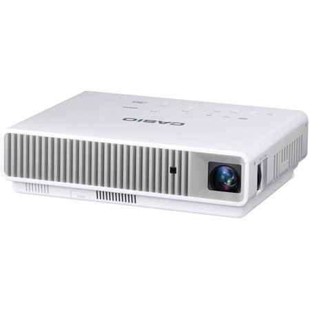 Casio Signature 3D Ready DLP Projector 720p HDTV 4:3 XJ-M156 by