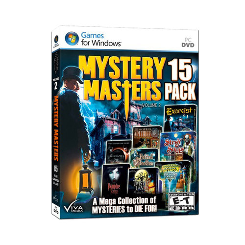 Mystery Masters: Mega Collection Volume 2 (PC)