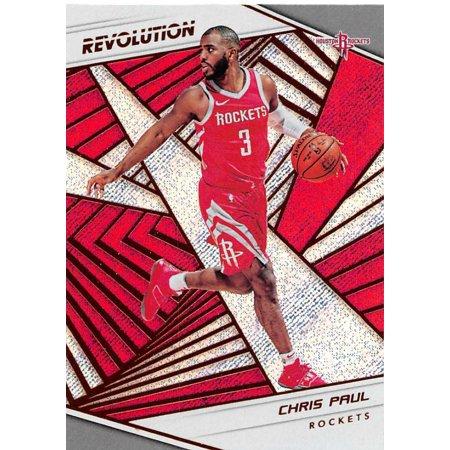 2018-19 Panini Revolution #38 Chris Paul Houston Rockets Basketball Card