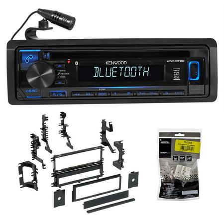 Kenwood CD Radio Receiver w/Bluetooth iPod/iPhone/ For 95-05 Mitsubishi Eclipse
