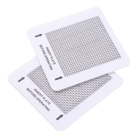Yescom Set of 2 Ceramic Ozone Plates for Popular Home Air Purifiers 4.5
