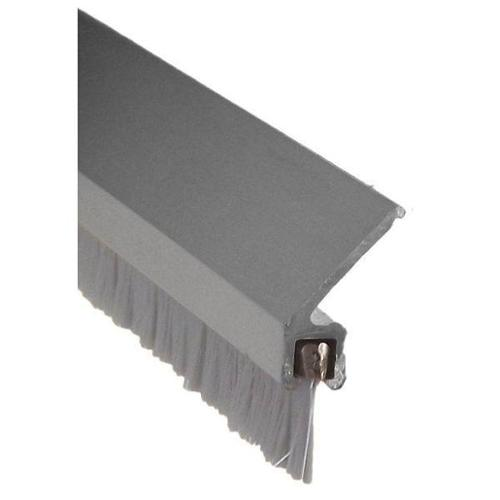 PEMKO GG45041CNB72 Door Frame Weatherstrip,Brush,6ft L,Gray G0161920