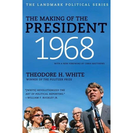 The Making of the President 1968 - eBook