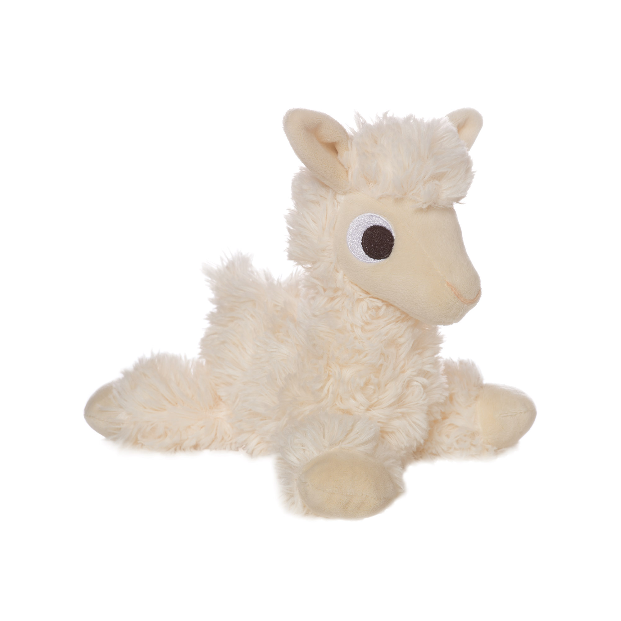 Manhattan Toy Floppies 7 Baby Llama Plush Toy Walmart Com