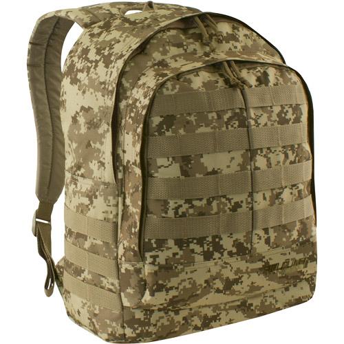 Fieldline 1,249 Cui Tactical Patrol Backpack, Digital Sand Camo