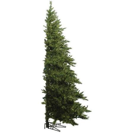 Vickerman 6.5' Westbrook Pine Half Artificial Christmas Tree, Unlit