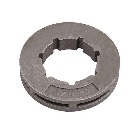 19mm Hole Dia Rim Sprocket 7 Tooth Chain Saw Part Garden Machine Accessories