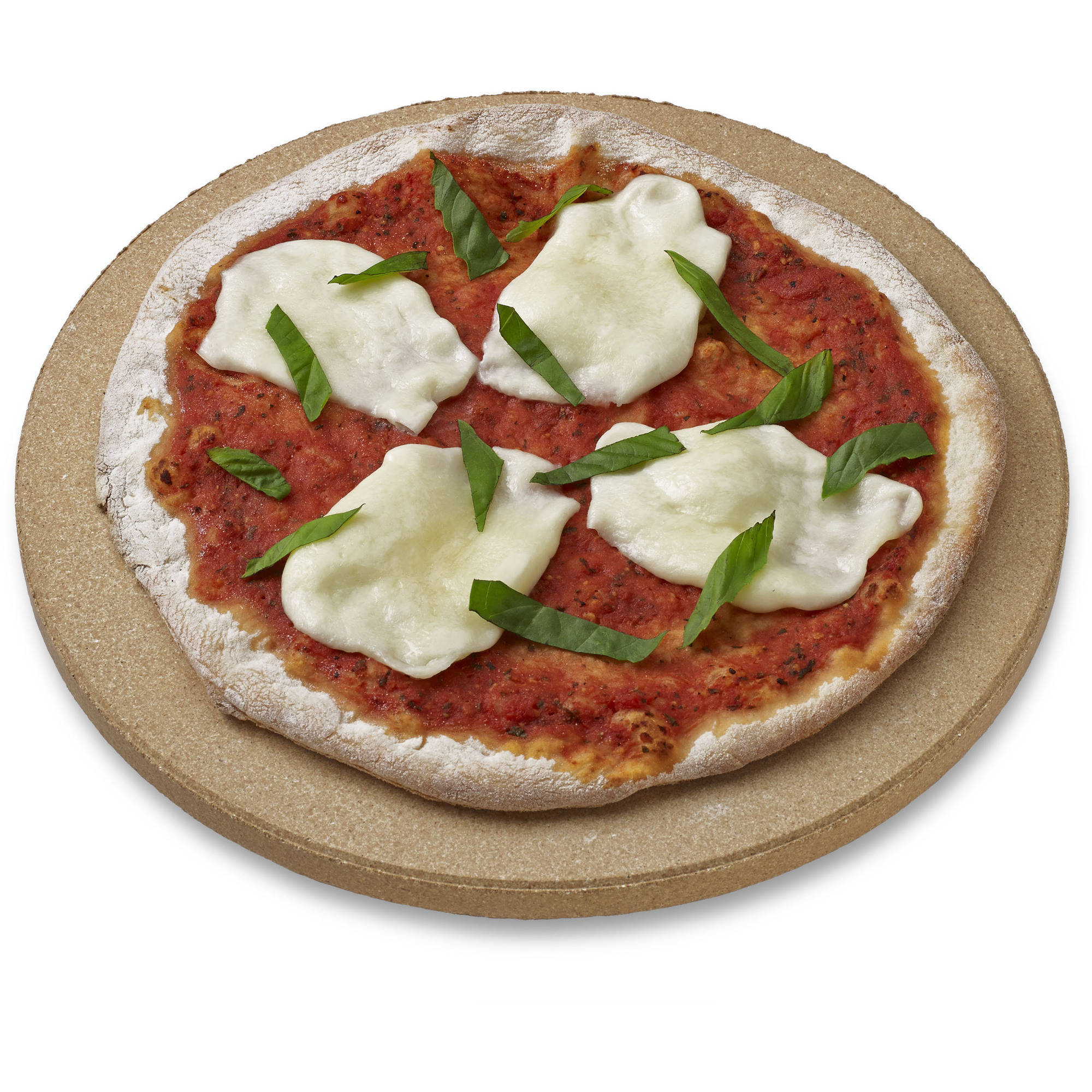 "Honey Can Do Pizza Stone 10.5"" Personal-Size Round by Honey Can Do"